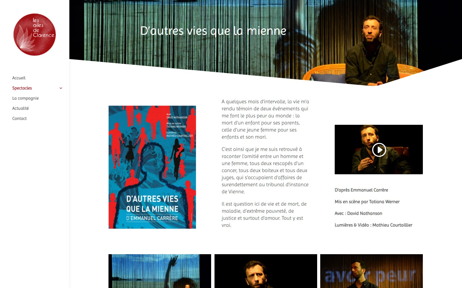 Philippe Fontaine - blog
