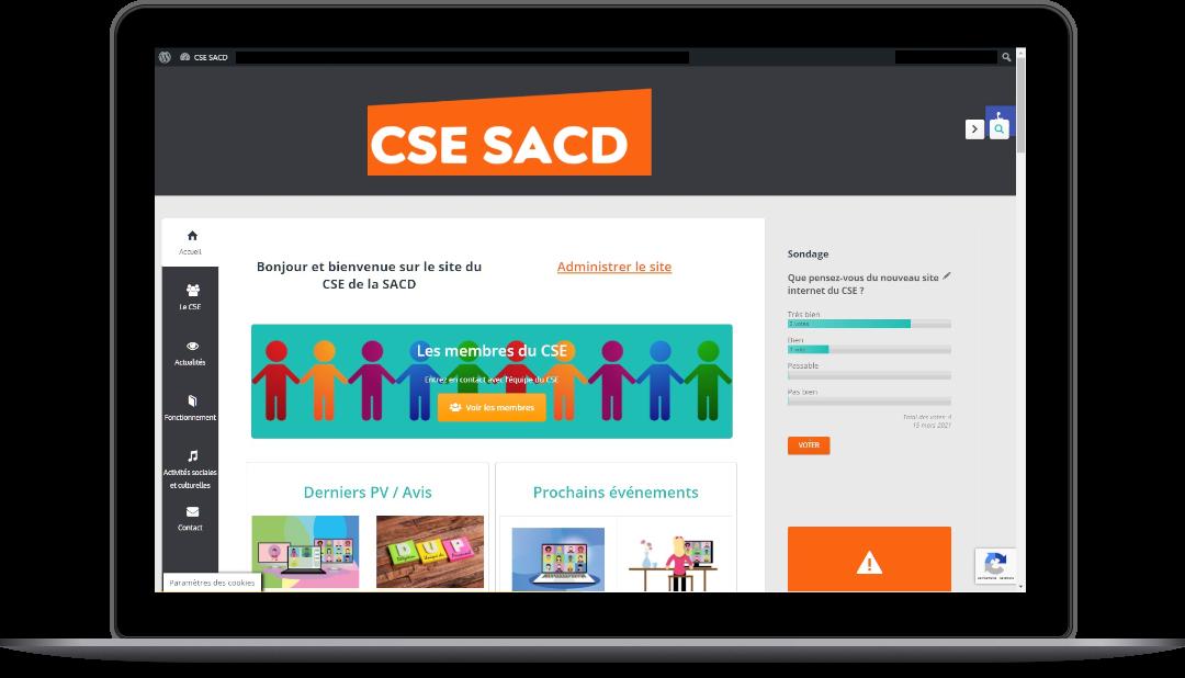 Comité Social et Économique de la SACD